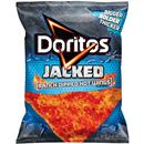 Doritos Jacked Ranch Dipped Hot Wing Tortilla Chips