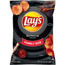 Lay's Barbecue Flavored Potato Chips Family Size