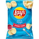 Lay&#39s Salt & Vinegar Flavored Potato Chips