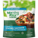 Morningstar Farms Veggie Crumbles, Italian Sausage Style