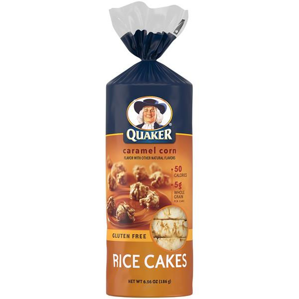 Quaker Rice Cakes Ingredients