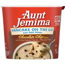 Aunt Jemima Pancake On the Go Chocolate Chip Pancake Mix