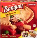 Banquet Beef Pot Pie