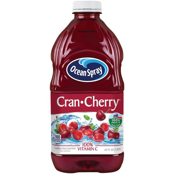 Ocean Spray Cran-Cherry Juice Drink
