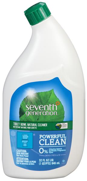 Seventh Generation Toilet Bowl Natural Cleaner