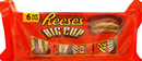 Reese's Big Cup Peanut Butter Cup Candy 6 Count