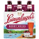 Leinenkugel's Berry Weiss Bier 6 Pack