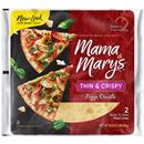 Mama Mary's Thin & Crispy Pizza Crusts 2Ct