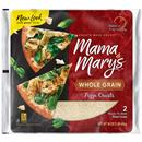 Mama Mary's Whole Grain Pizza Crusts 2Ct