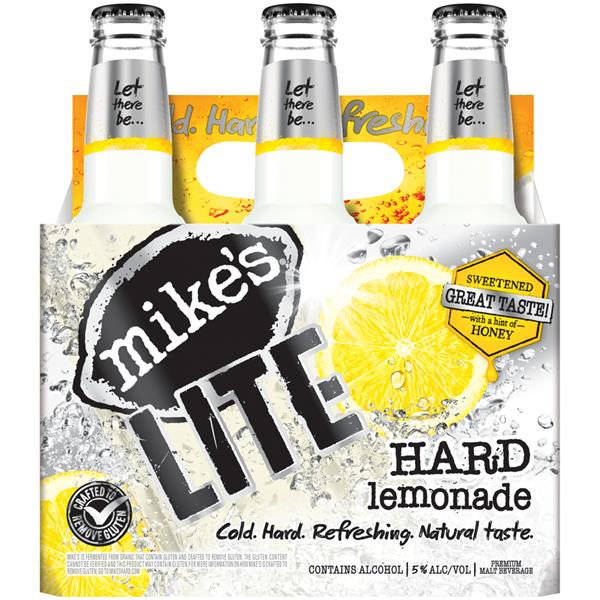 Mike's Lite Hard Lemonade 6Pk