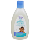 TopCare Tippy Toes Baby Wash & Shampoo, Lightly Scented