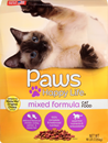 Paws Mixed Formula Cat Food