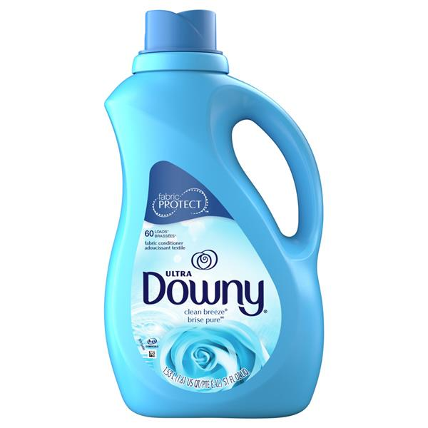 Ultra Downy Clean Breeze Liquid Fabric Conditioner