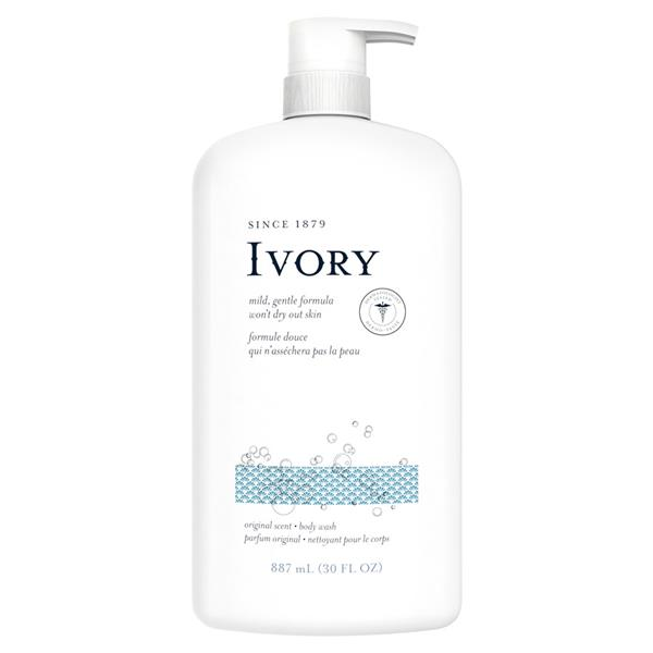 Ivory Clean Original Body Wash