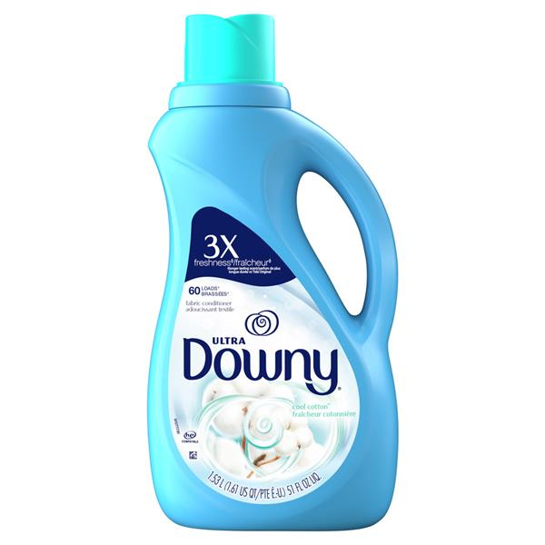 Downy Ultra Cool Cotton Liquid Fabric Conditioner 60 Loads