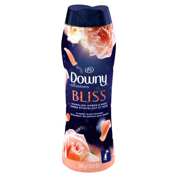 Downy Infusions In-Wash Scent Booster Beads, Amber Blossom