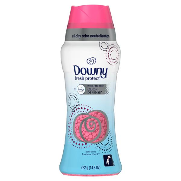 Downy Fresh Protect In-Wash Scent Booster Beads, April Fresh
