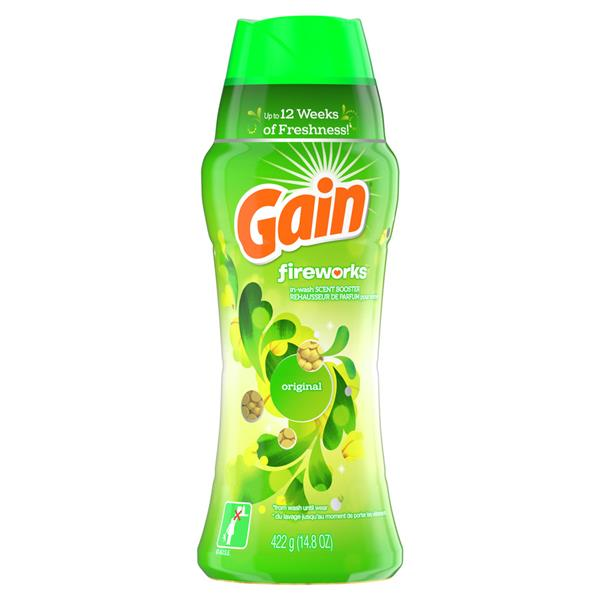 Gain Fireworks In-Wash Scent Booster Beads, Original