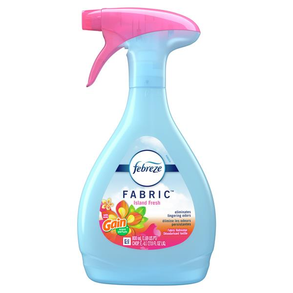 Febreze Fabric Refresher Gain Island Fresh Air Freshener
