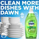 Dawn Ultra Antibacterial Hand Soap, Dishwashing Liquid Dish Soap Apple Blossom 19.4 oz