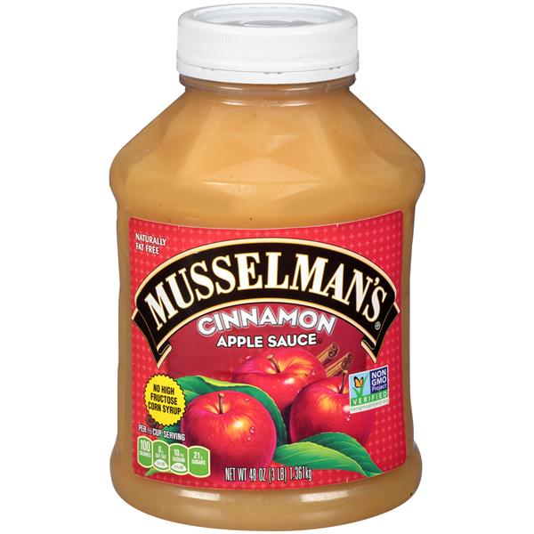 Musselman's Cinnamon Apple Sauce