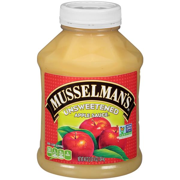 Musselman's Unsweetened Natural Applesauce