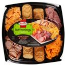 Hormel Turkey & Ham with Cheese & Crackers Party Tray