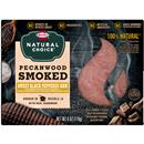 Hormel Natural Choice Pecanwood Smoked Sweet Black Peppered Ham