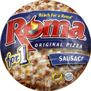Roma for 1 Original Sausage Pizza