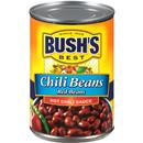 Bush's Chili Beans Red Beans in Hot Chili Sauce