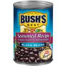 Bush's Seasoned Recipe Black Beans