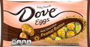 DOVE PROMISES Milk Chocolate Peanut Butter Easter Candy Eggs