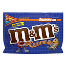 M&M'S, Caramel Chocolate Candy, Sharing Size