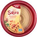 Sabra Classic Hummus Family Size