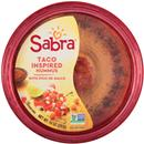 Sabra Taco Inspired Hummus 10 oz. Tub