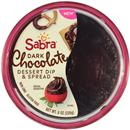Sabra Dark Chocolate Dessert Dip & Spread