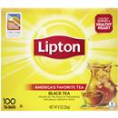 Lipton Black Tea - 100Ct Bags