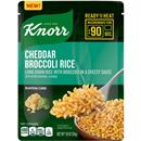 Knorr Cheddar Broccoli Rice, Ready to Heat