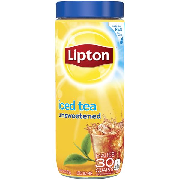 Lipton Unsweetened Iced Tea Mix