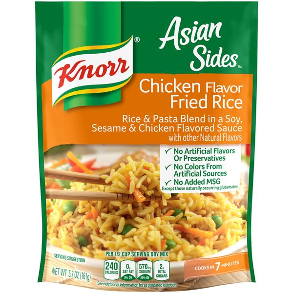 Knorr Asian Sides Chicken Flavor Fried Rice