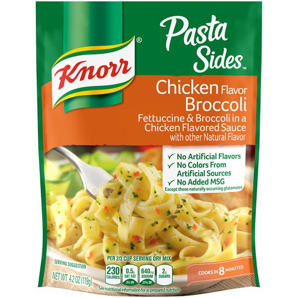 Knorr Pasta Sides Chicken Flavor Broccoli