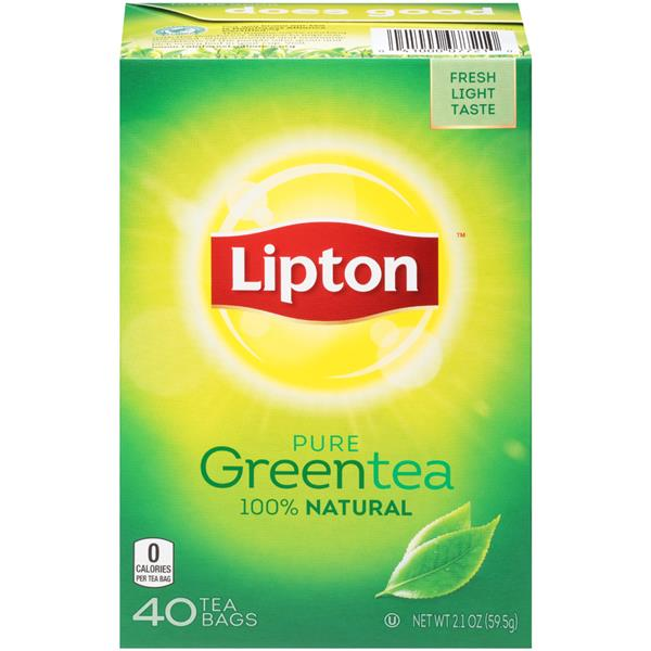 Image result for lipton green tea