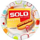 Solo Heavy Duty Paper Plates 8.5 inch