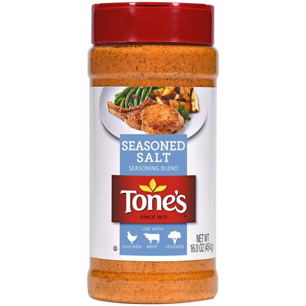 Tone's Seasoned Salt Seasoning Blend