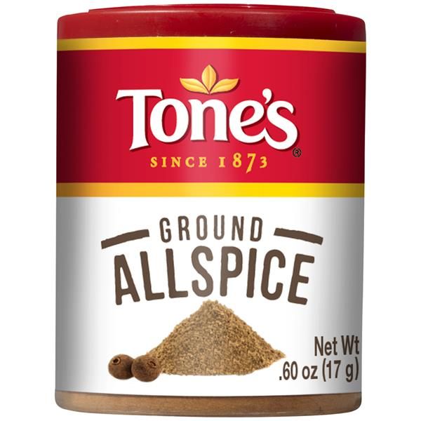 Tone's Ground All Spice