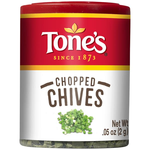 Tones Chopped Chives