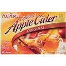Alpine Spiced Apple Cider Original Instant Drink Mix 10Pk
