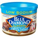Blue Diamond Almonds Lightly Salted Low Sodium Almonds