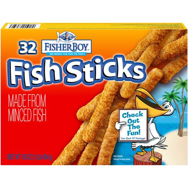 how to cook frozen fish sticks