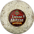 Brew Pub Lotzza Motzza Cheese Pizza